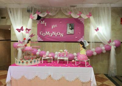 Decoracion celebraciones cumpleaños 2
