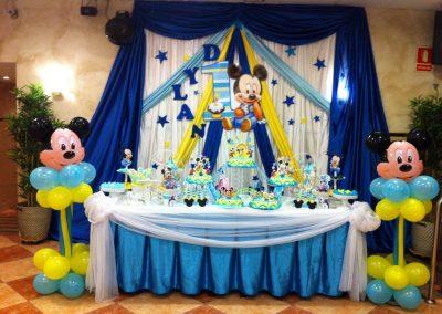 Decoracion celebraciones infantiles 3